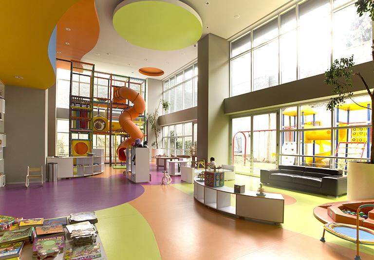 Departamentos en preventa con sala de juegos infantiles - Habitaciones de juego infantiles ...