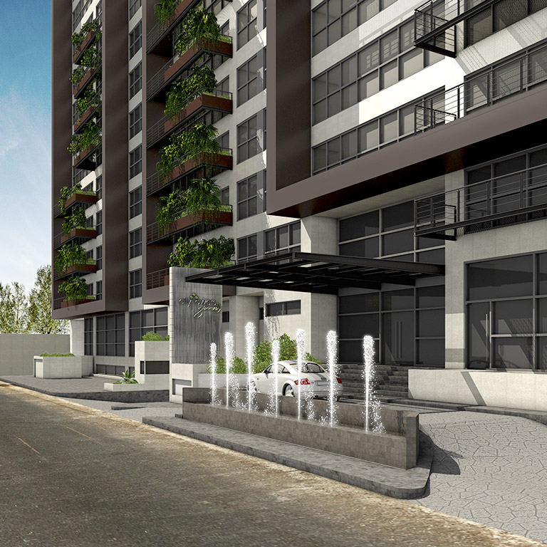 City towers green residencial